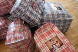 Watch : The Real story behind our Beloved Red, Blue and white checkered Bag