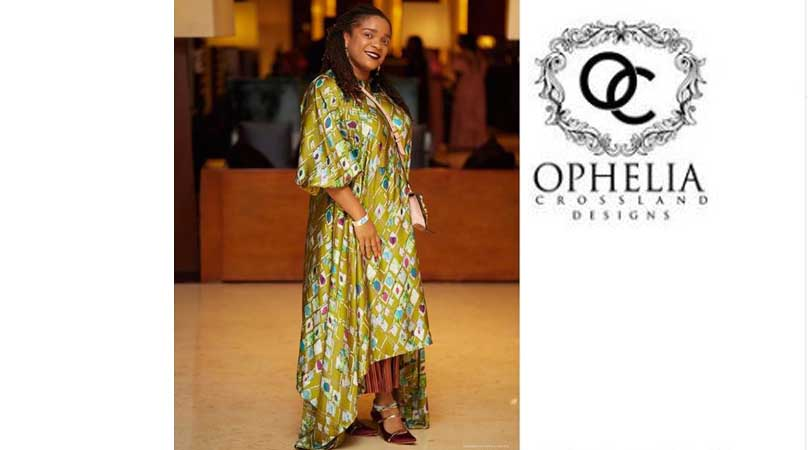Ghanaian designer only African to showcase work at Global Qipao exhibition in China