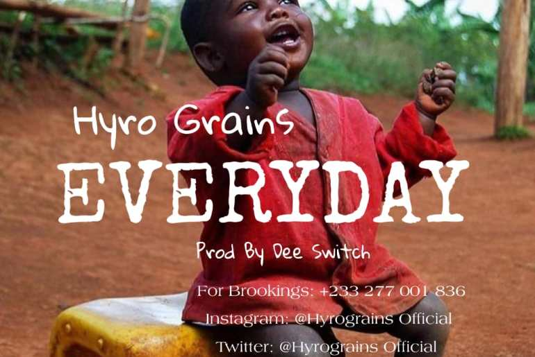 new-music-hyro-grains-everyday-listen