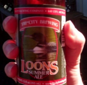 Tri City Brewing Loons Summer Ale