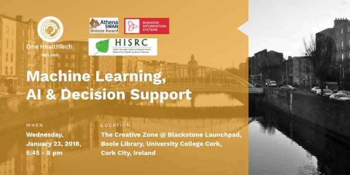 Exploring New Opportunities for Innovation in Healthcare Cork City