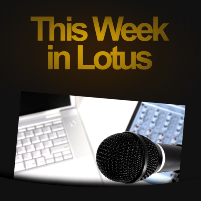 This Week in Lotus Album Art 2400px