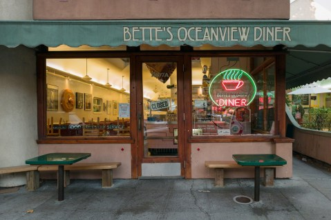 Bette's Oceanview Diner