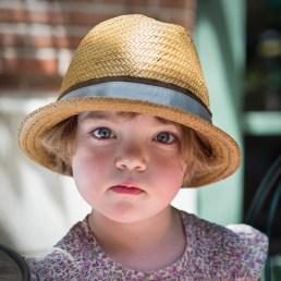 Madeline in Her Easter Hat