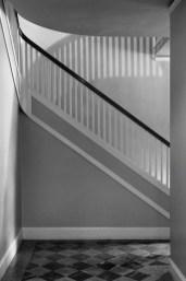 Filoli Back Staircase