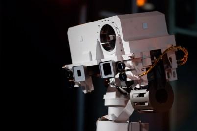 Curiosity, JPL