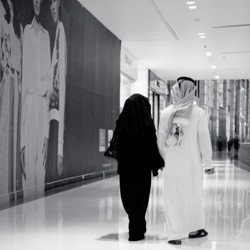 Shopping at Dubai Mall