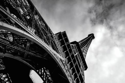 Marc Silber- Eiffel Tower