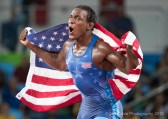 Wrestling - USA Bronze