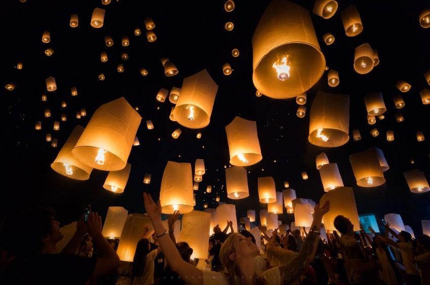 Chiang Mai - Lee Peng Festival