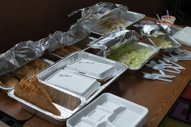 ©Mark Harris - Workshop Lunch
