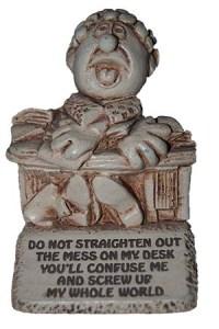 TWiW statue