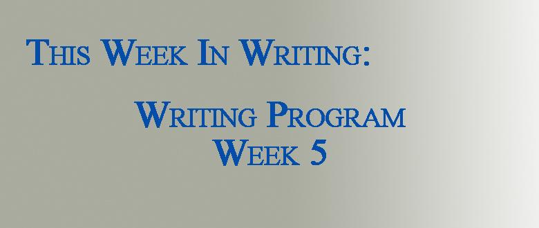 Writing program to help beginners write more.