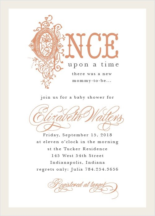 The Best Baby Shower Invitations And