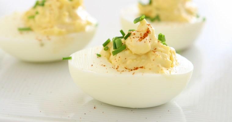 Classic-Style Stuffed Eggs