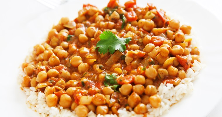 Vegan Channa Masala