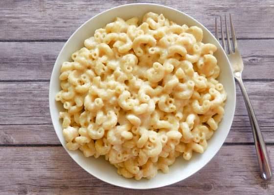 Creamy Vegan Mac & Cheese
