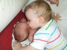 big brother kiss