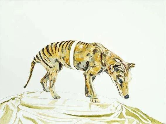 Emma Lindsay, Thylacine