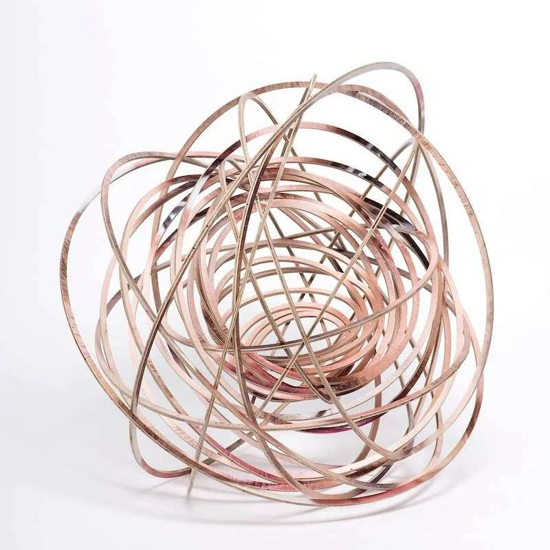 Orbital Spintrick by Justine Khamara.
