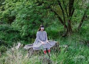 Portrait of Australian artist Tai Snaith, by Ilona Nelson for This Wild Song