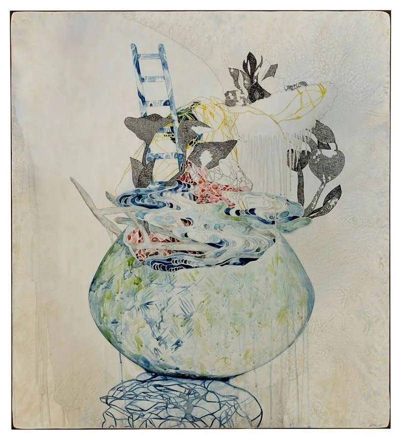 Belinda Fox, Still Life vii, Fill Me Up