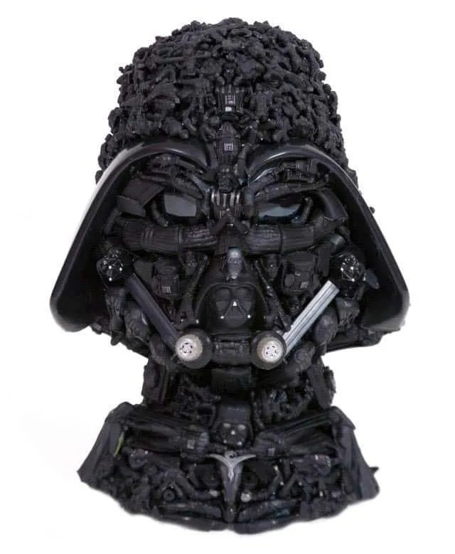 Freya Jobbins, Darth Vader