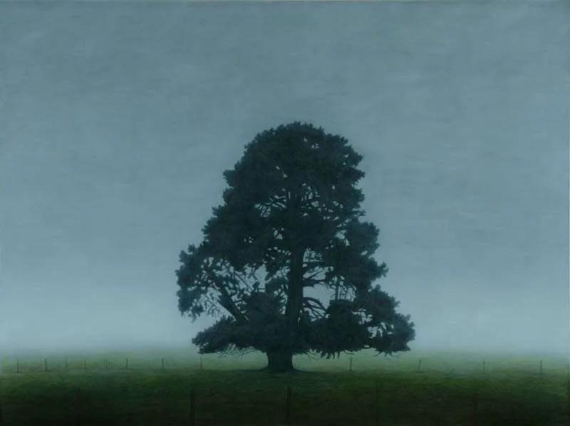 Kathryn Ryan, Approaching Fog.