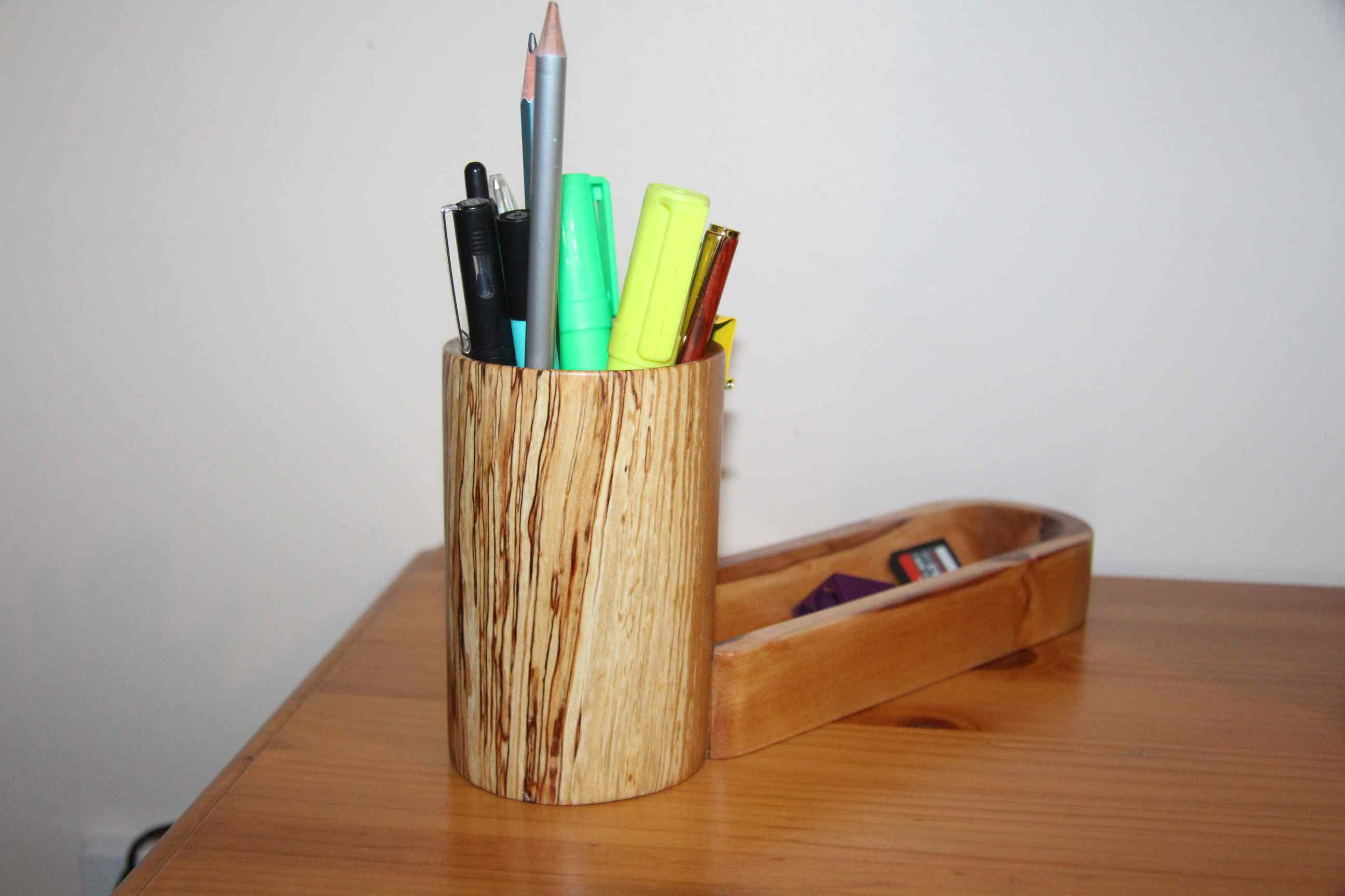 Desk Tidy Thiswoodwork