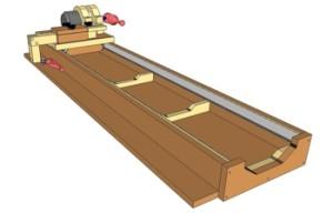 wood lathe duplicator plans