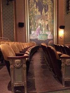 Beautiful restored interior