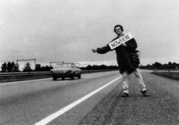 """nowhere"" by endre tót (1980)"