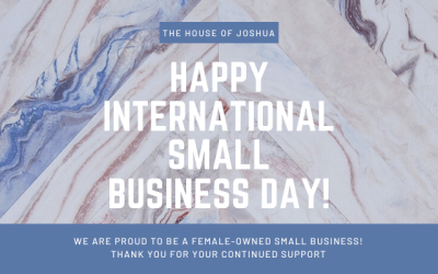 Happy International Small Business Day