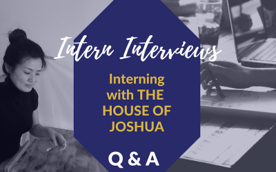Interning with The House of Joshua