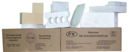 Огнеупорные материалы, огнеупоры, ТХМ, Теплохиммонтаж