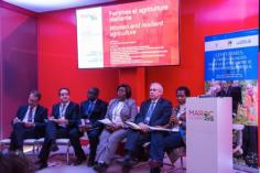 Panel d'ONU-Femmes à la COP21