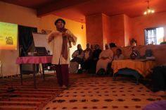 Formation - Atelier valorisation production pour femmes - 2010