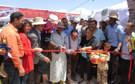 Au Maroc, le premier centre de formation agroécologique a ouvert ses portes