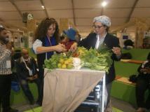 Aicha KROMBI Side event Santé et Nutrition
