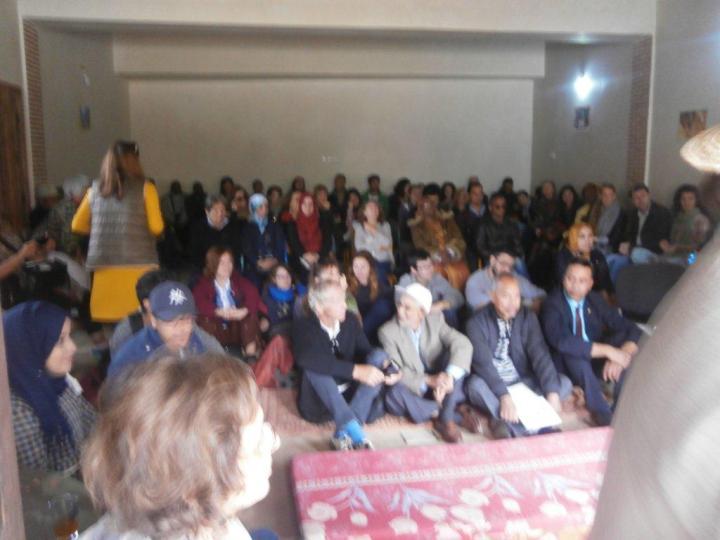 Une nombreuse assistance pour assister aux ateliers du dimanche 13 novembre - CIPA-Pierre Rabhi