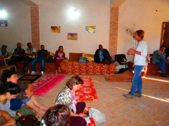 Forum de la Terre au CIPA-Pierre Rabhi Atelier du 14 novembre 2016