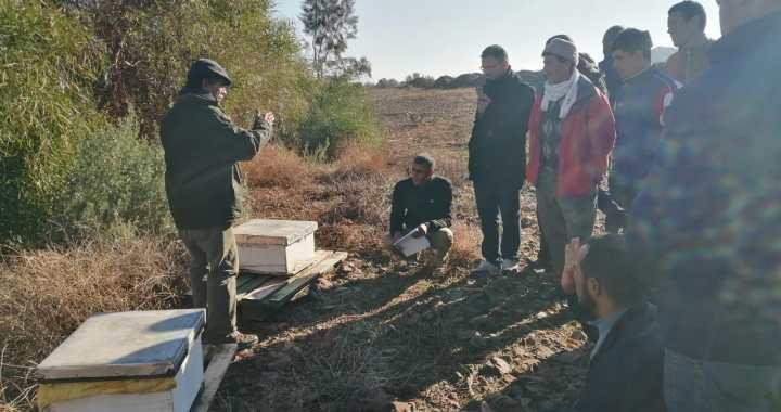 Formation ACACTAE en Apiculture (paysans du Sud) au CIPA-PIERRE RABHI du 09 au 13 déc 2019