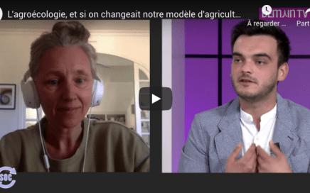Interview Françoise Vernet Présidente de Terre et Humanisme