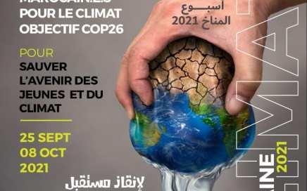 Participation de THM à la Semaine pour le Climat 2021
