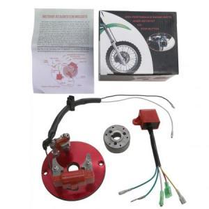 Performance Pitbike Pit Dirt Bike Mago Rapid Rotor Kit CDI XR CRF 125cc 140cc   eBay
