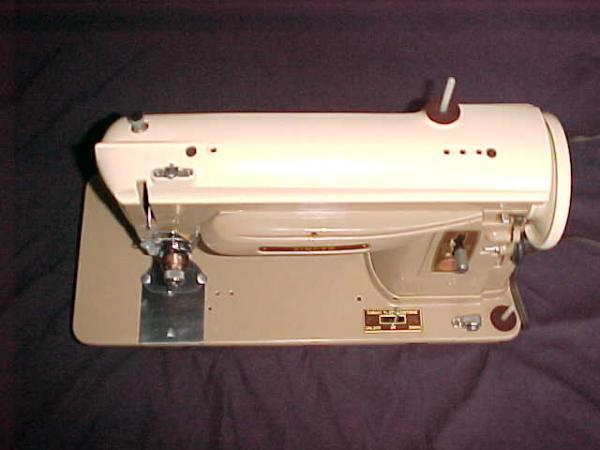 Threading Singer Sewing Machine