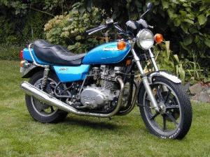 1969  1980 Kawasaki KZ650 KZ750 KZ900 KZ1000TWIN Front
