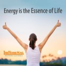 Energy is the Essence of Life