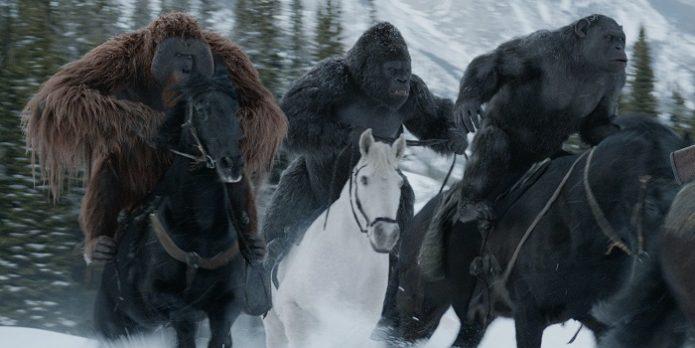 Đại Chiến Hành Tinh Khỉ - War for the Planet of the Apes 2017