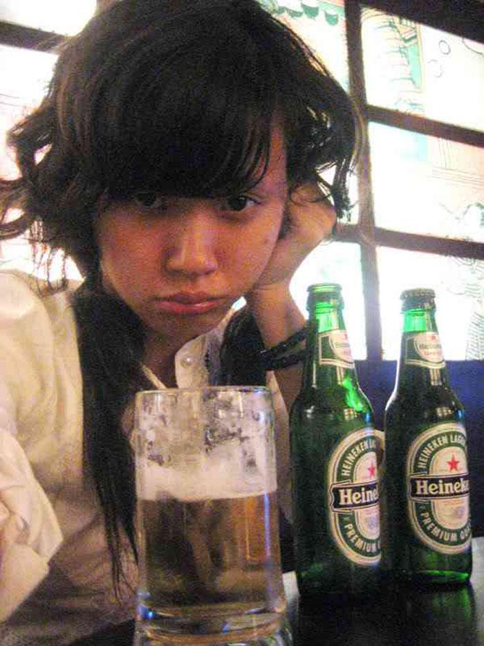 Thơ tặng sinh nhật Trung hot girl midu
